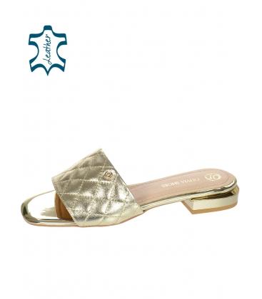 Arany papucs finom steppelt felső DSL2206-tal